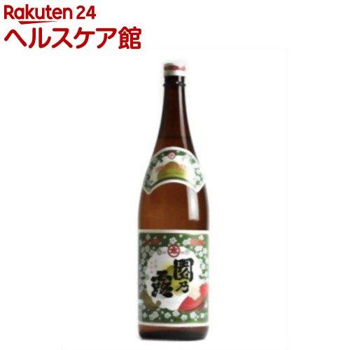 園乃露 芋焼酎 25度(1.8L)