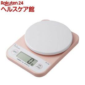 タニタ デジタルクッキングスケール ピンク KF-100-PK(1台)【タニタ(TANITA)】