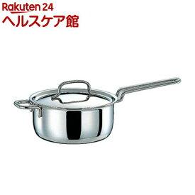 ジオ・プロダクト 片手鍋 18cm GEO-18N(1コ入)【ジオ・プロダクト】