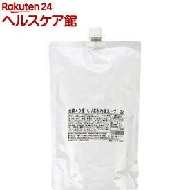 北緯40度 もりおか冷麺スープ(1000ml)【戸田久】