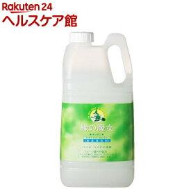 緑の魔女 キッチン 業務用  (2L)【spts6】【緑の魔女】