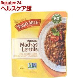テースティバイト マドラス・レンズ豆のカレー(285g)【テースティバイト】