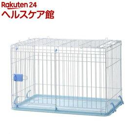 イイナ ドッグルーム ブルー(1台)【イイナ(IINA)】