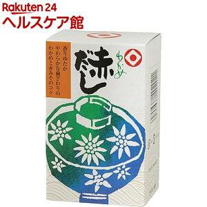 日本食品工業 赤だし味噌汁(9g*6)【more30】