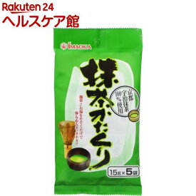 今岡製菓 抹茶かたくり(15g*5袋入)【今岡製菓】