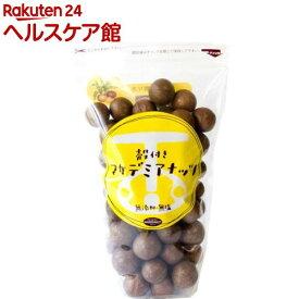 ロースト殻付きマカデミアナッツ(454g)【spts3】【ハードナッツ】[おやつ]