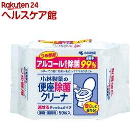 小林製薬 便座除菌クリーナ 詰替用(50枚入)【more30】