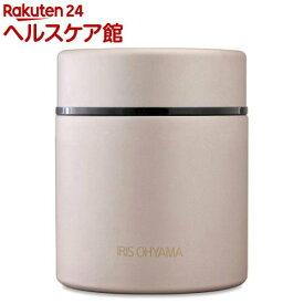 アイリスオーヤマ ステンレスケータイ フードジャー 300ml ゴールド SFJ-300(1個)【アイリスオーヤマ】