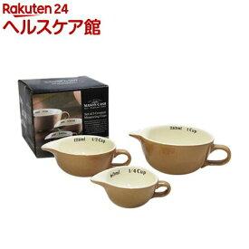 メイソンキャッシュ メジャーカップセット 3P(1セット)【メイソンキャッシュ(MASON CASH)】