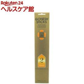 ガーネッシュ インセンス スティック No.2 OILS&SPICES(20本入)【ガーネッシュ(GONESH)】