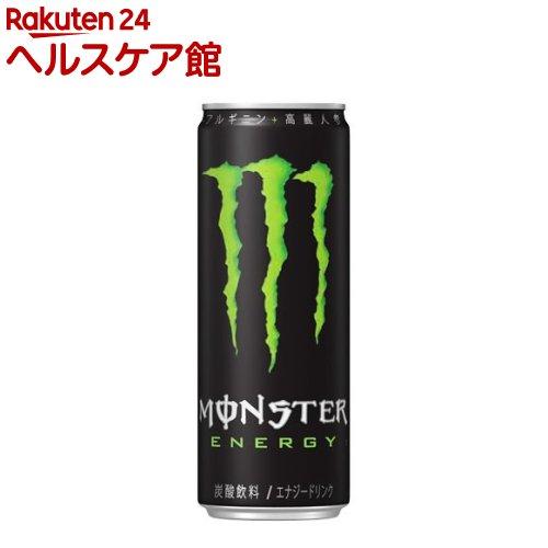 モンスター エナジー(355mL*24本入)【モンスター】[アサヒ飲料]【送料無料】