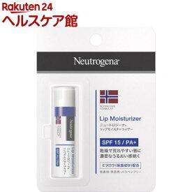 ニュートロジーナ ノルウェーフォーミュラ リップモイスチャライザー(4g)【Neutrogena(ニュートロジーナ)】