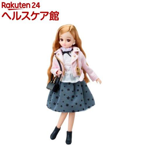リカちゃん ドール LD-17 リカビジュー ライダースキュート(1セット)【リカちゃん】