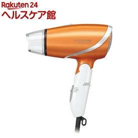 ナチュラム マイナスイオン ヘアードライヤー オレンジ TID320-D(1台)【ナチュラム(naturamu)】