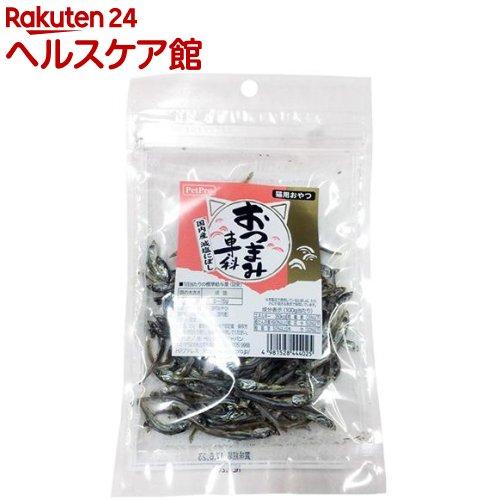 ペットプロ おつまみ専科 減塩にぼし 猫用(20g)【ペットプロ(PetPro)】
