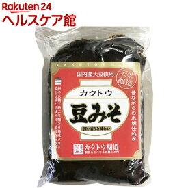 カクトウ醸造 豆みそ(500g)【spts4】【カクトウ醸造】