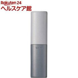 タニタ ブレスチェッカー グレー EB-100-GY(1台)【タニタ(TANITA)】
