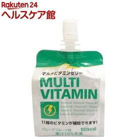 マルチビタミンゼリー(180g*36コ入)【リブラボラトリーズ】