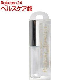 パフュームアトマイザー キャップシルバー 5202(1本入)【MIKADO】