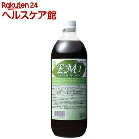 EM1 有用微生物土壌改良資材(1L)【EM研究所】