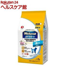 メディコート pHサポート 1歳から成犬用(500g*6袋入)【メディコート】[ドッグフード]
