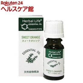 エッセンシャルオイル オレンジスイート(10ml)【生活の木 エッセンシャルオイル】