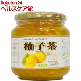 柚子茶(580g)