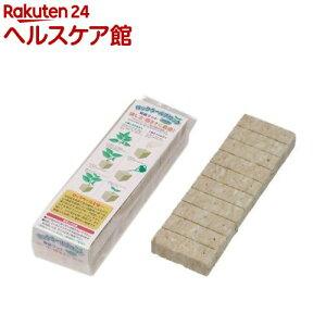 ロックウール ブロック(60ピース入)【大和プラスチック】