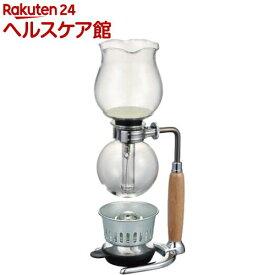 ハリオ コーヒーサイフォン はな HCAF-2(1個)【ハリオ(HARIO)】