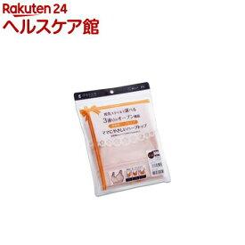 ダッコ ママにやさしいハーフトップ L〜LLサイズ ピーチピンク(1枚入)【ダッコ(dacco)】