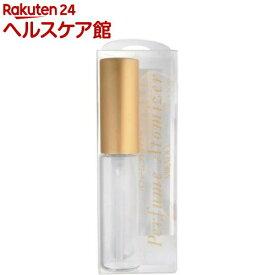 パフュームアトマイザー キャップゴールド 5203(1本入)【MIKADO】