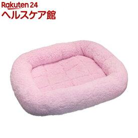 ペットプロ マイライフベッド SSサイズ ピンク(1コ入)【ペットプロ(PetPro)】