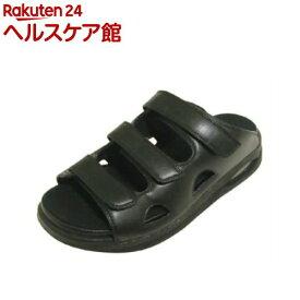 ドクターダリウス DD101 ブラック M(1足)【ドクターダリウス】