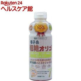 日本オリゴ 粗糖オリゴ(715g)【日本オリゴ】