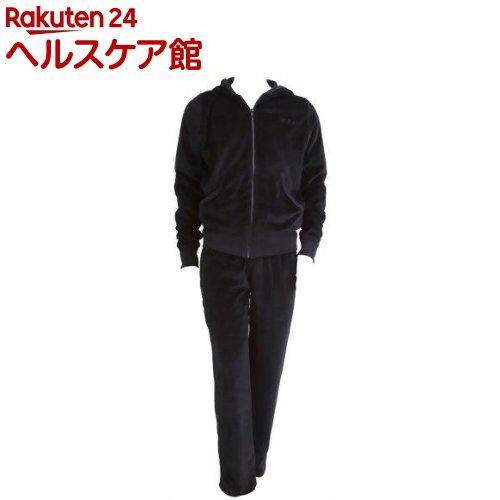 モデルスタイルオム サウナスーツ ブラック Mサイズ(1着)【モデルスタイルオム(modeL-styLe.homme)】【送料無料】