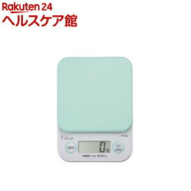 タニタ デジタルクッキングスケール グリーン KF-200-GR(1台)【タニタ(TANITA)】
