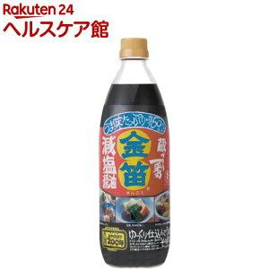 金笛 減塩醤油(1L)【spts4】【金笛】