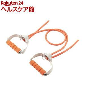 エレコム トレーニングチューブ ハンドル付き ストロング HCF-TBHGHDR(1本)【エレコム(ELECOM)】