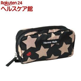 Hanna HuLa(ハンナフラ) ペットミニポーチ ロックスターブラック(1コ入)【ハンナフラ】