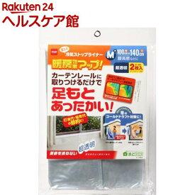 【企画品】省エネ冷気ストップライナー M 超透明 E1404(2枚入)