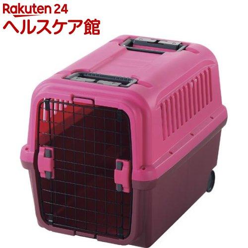 リッチェル キャンピングキャリー ピンク Lサイズ(1コ入)【送料無料】