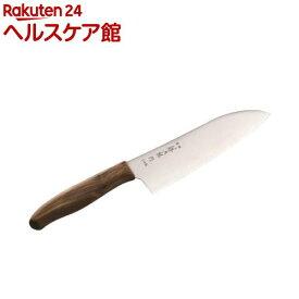 ラバーゼ la base 三徳包丁 165mm LB-077有元葉子デザイン(1本入)【ラバーゼ】