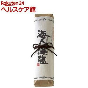 海人の藻塩 巻紙(500g)【海人の藻塩】