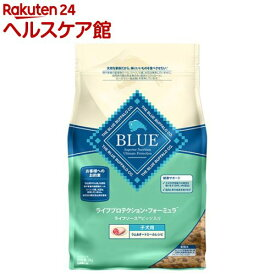 BLUE ライフプロテクション・フォーミュラ 子犬用 ラム&オートミールレシピ(2kg)