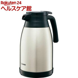 象印 ステンレスポット 1.5L ステンレス SH-RA15-XA(1本)【象印(ZOJIRUSHI)】