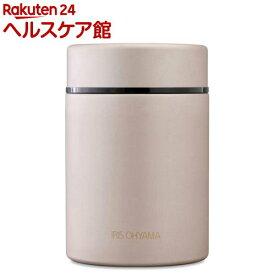 アイリスオーヤマ ステンレスケータイ フードジャー 400ml ゴールド SFJ-400(1個)【アイリスオーヤマ】