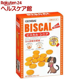ビスカル シニア(900g)【ビスカル】