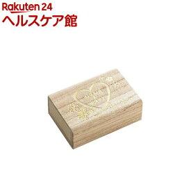 ダッコ 臍帯箱 桐 ハート(1コ入)【ダッコ(dacco)】