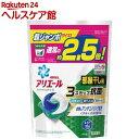 アリエール 洗濯洗剤 リビングドライジェルボール3D 詰め替え 超ジャンボ(44個入)【アリエール】[アリエール]