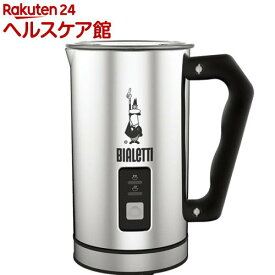 電動式ミルク泡立て機 ミルクフローサー MK01(1台)【BIALETTI(ビアレッティ)】